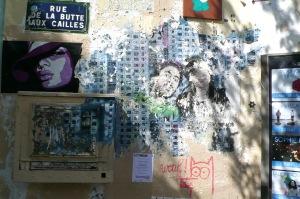 2013-05-04 - Jana et JS - rue de la butte aux cailles (2)