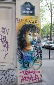 C215, Paris 11, rue scarron, 2013-05-07