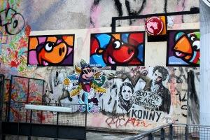 Birdy Kids, HTKM, Konny, Paris 4, place Igor-Stravinsky, 2013-05-06