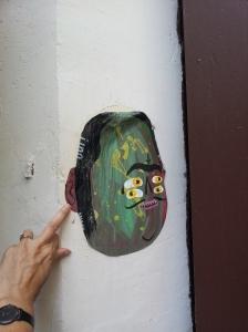 Kashink, Paris 11, rue e la roquette, 2013-07-20