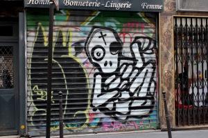 Mygalo, Paris 3, rue saint martin, 2013-05-07