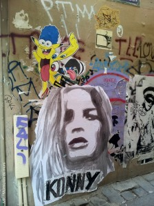 HTKM + Konny, Paris 4, impasse de l'hotel d'argenson, 2013-07-14 MR