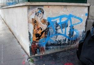 Jana & JS, Paris 5, rue de Mirbel, 2013-06 MR