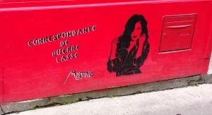 Miss Tic, 2014-08-10, Paris 11, rue Keller (2) Mr