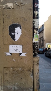 Fred le chevalier, Paris 4, rue des Francs bourgeois, 2014-05 (2)